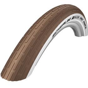 """SCHWALBE Fat Frank Bike Tyre 28"""", wire bead, Reflex brown/white"""